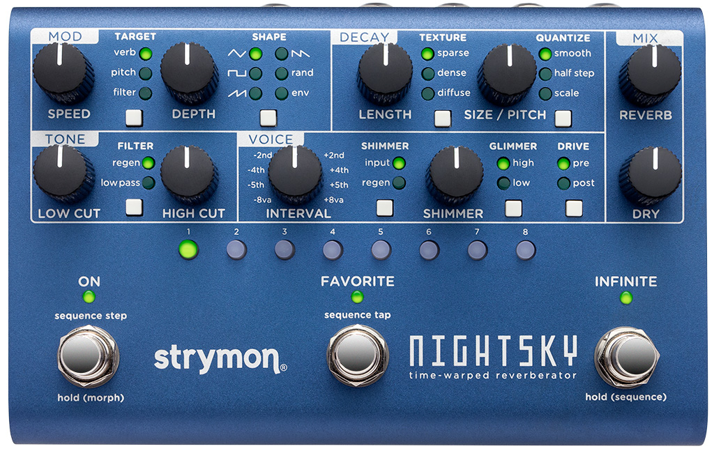 Strymon - Nightsky Reverberator